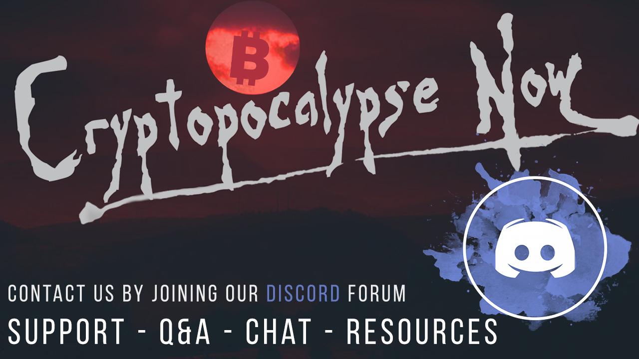 cryptopocalypse now discord